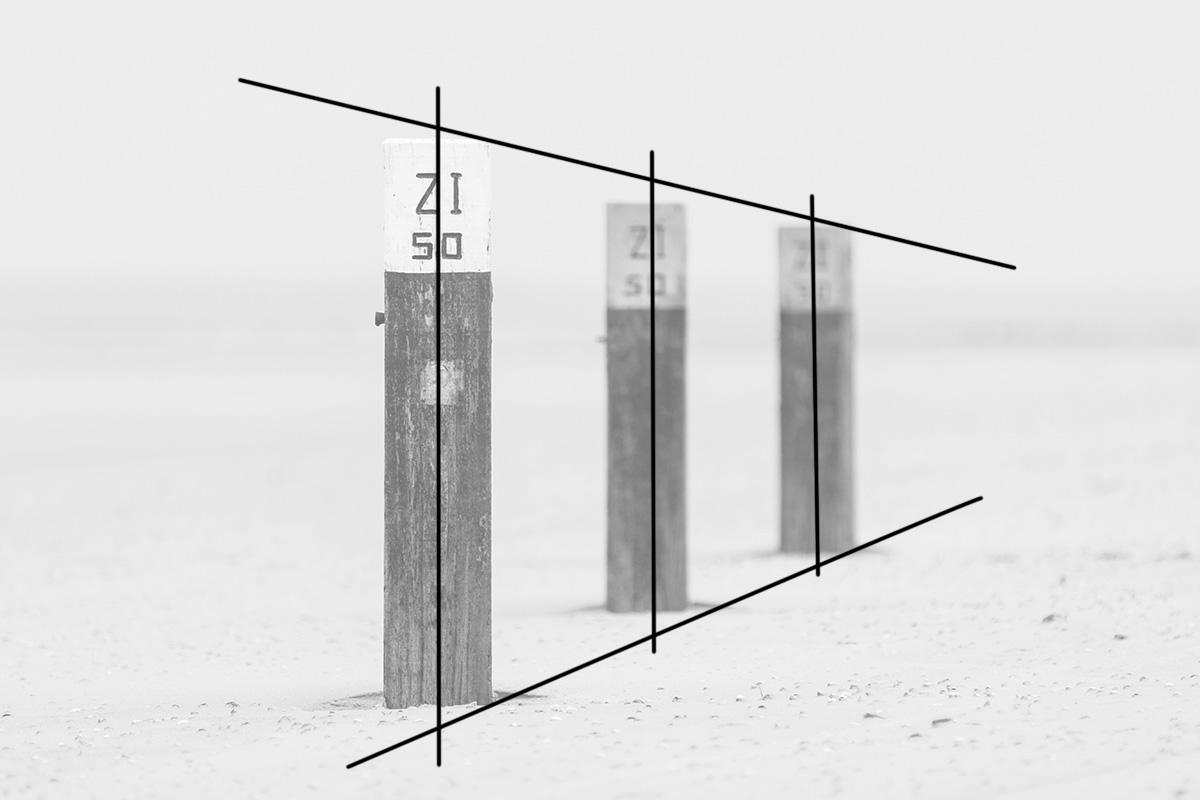 Analyse der Linienführung