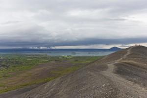 Hverfjall-Mývatn