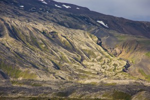Am Fuße des Snæfellsjökull