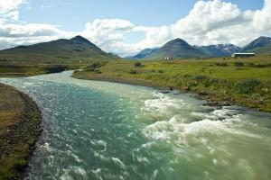 Flusszusammentreffen