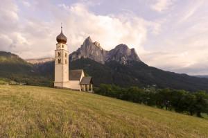 Kirche in Seis